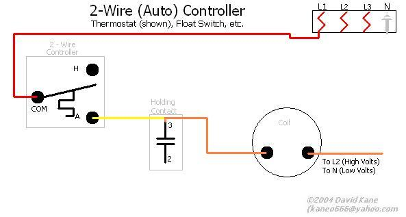 2wire motor connections weg electric motor wiring diagram at bayanpartner.co